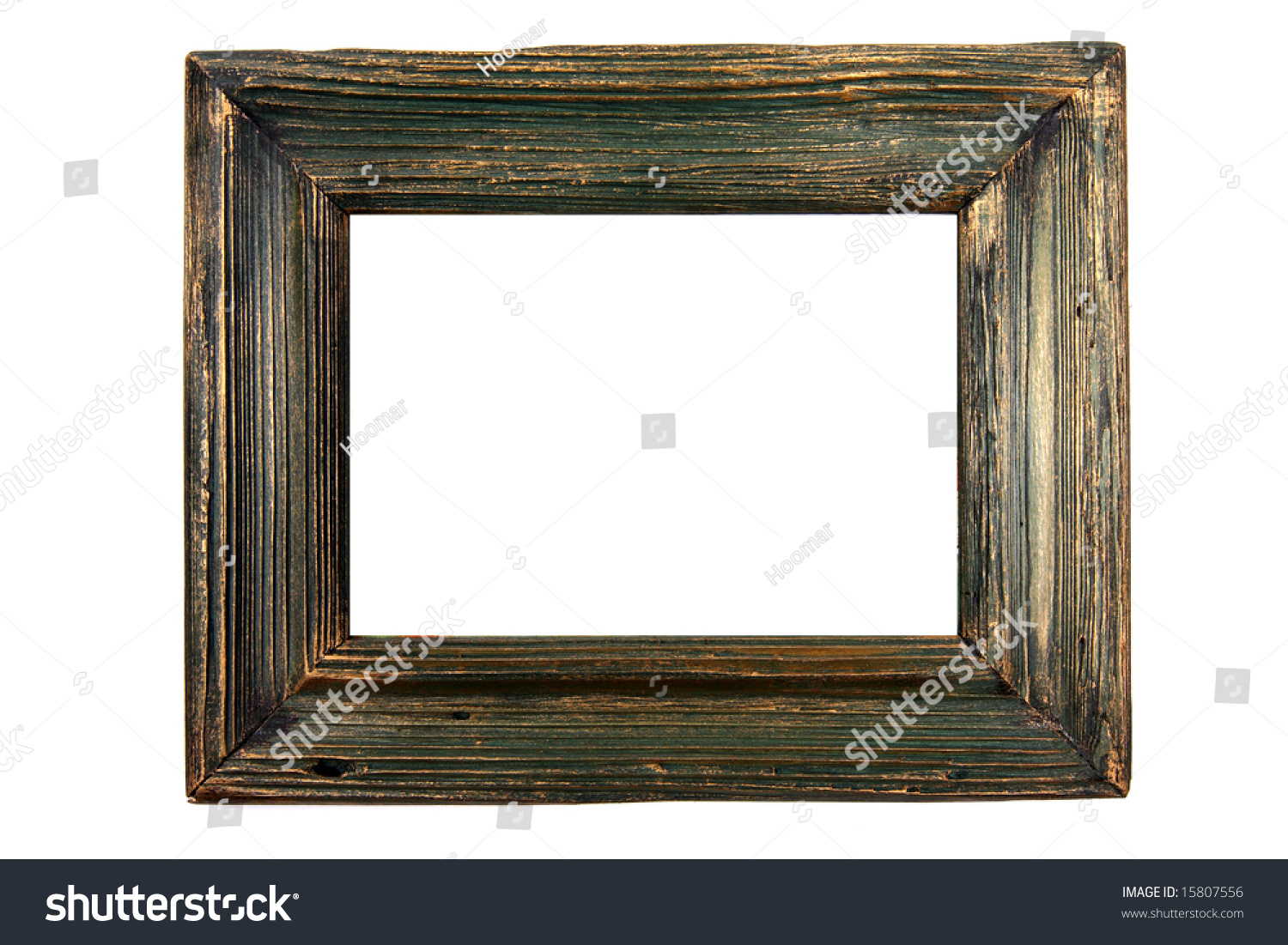 Old Wooden Frame Stock Photo 15807556 - Shutterstock