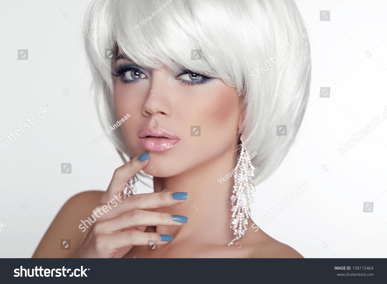 earrings girl hair makeup - photo #47