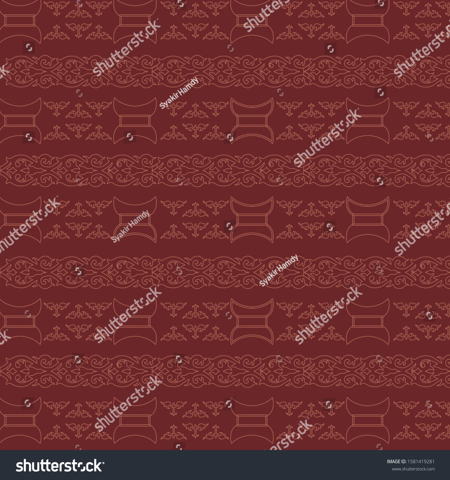 batik pintu aceh pattern traditional indonesia stock vector royalty free 1581419281 https www shutterstock com image vector batik pintu aceh pattern traditional indonesia 1581419281