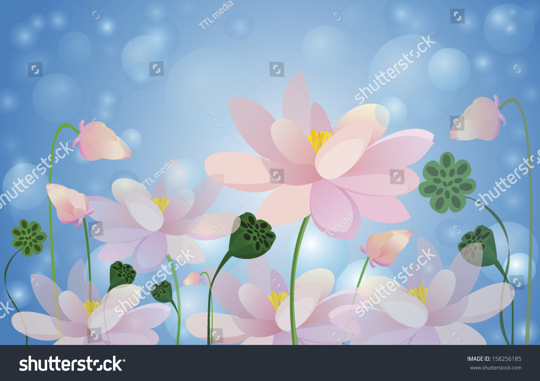 Lotus flower spa background stock photo photo vector illustration lotus flower spa background izmirmasajfo Gallery