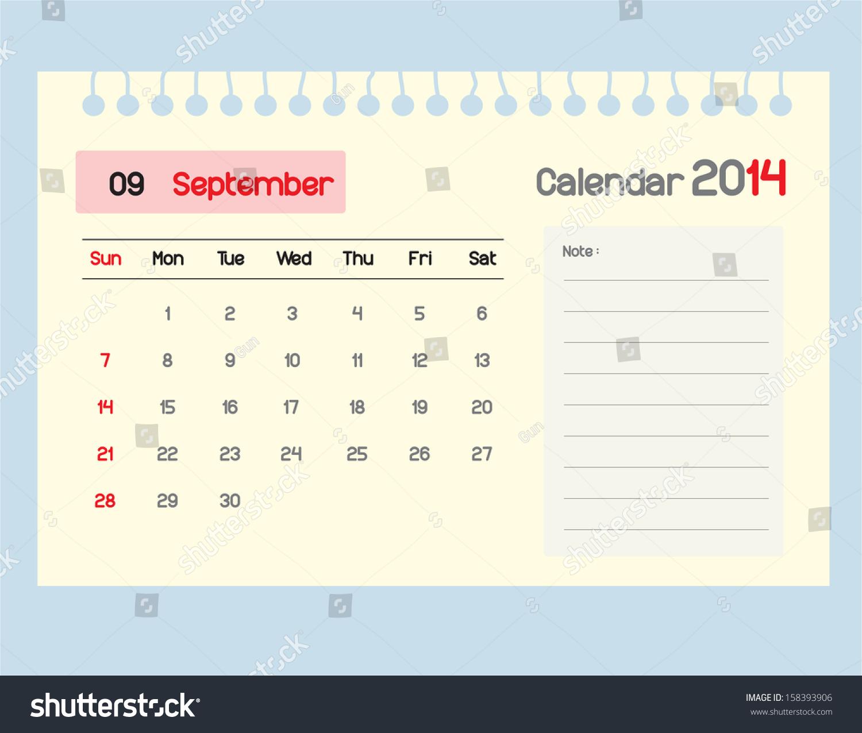 schedule monthly calendar