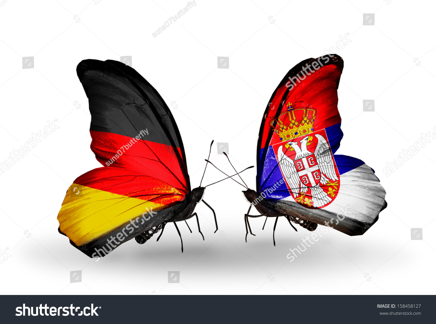 serbia germany relationship