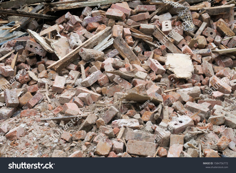 stock-photo-close-up-of-rubble-and-debri