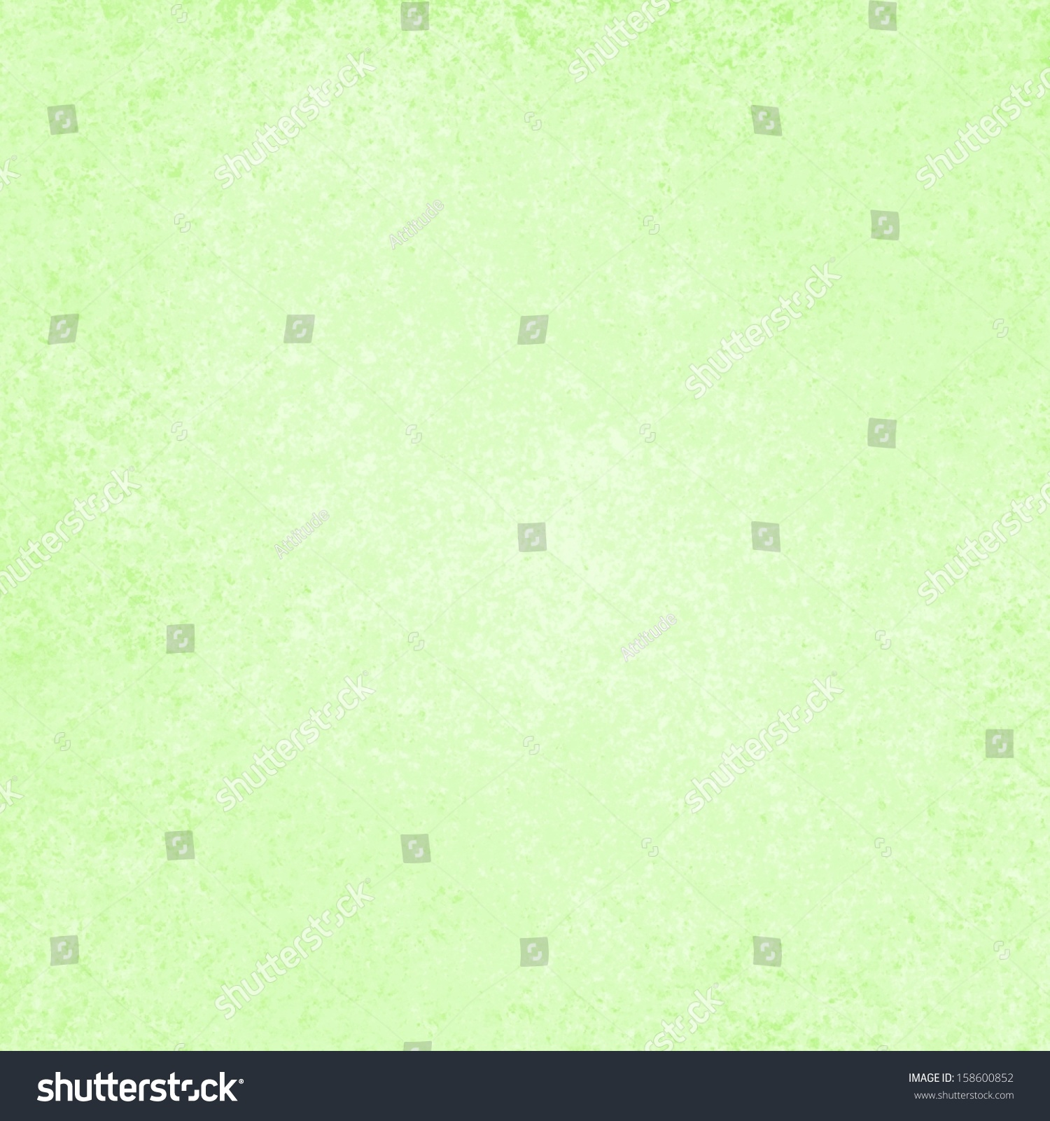 Light pastel green background textured paper stock Light pastel green paint