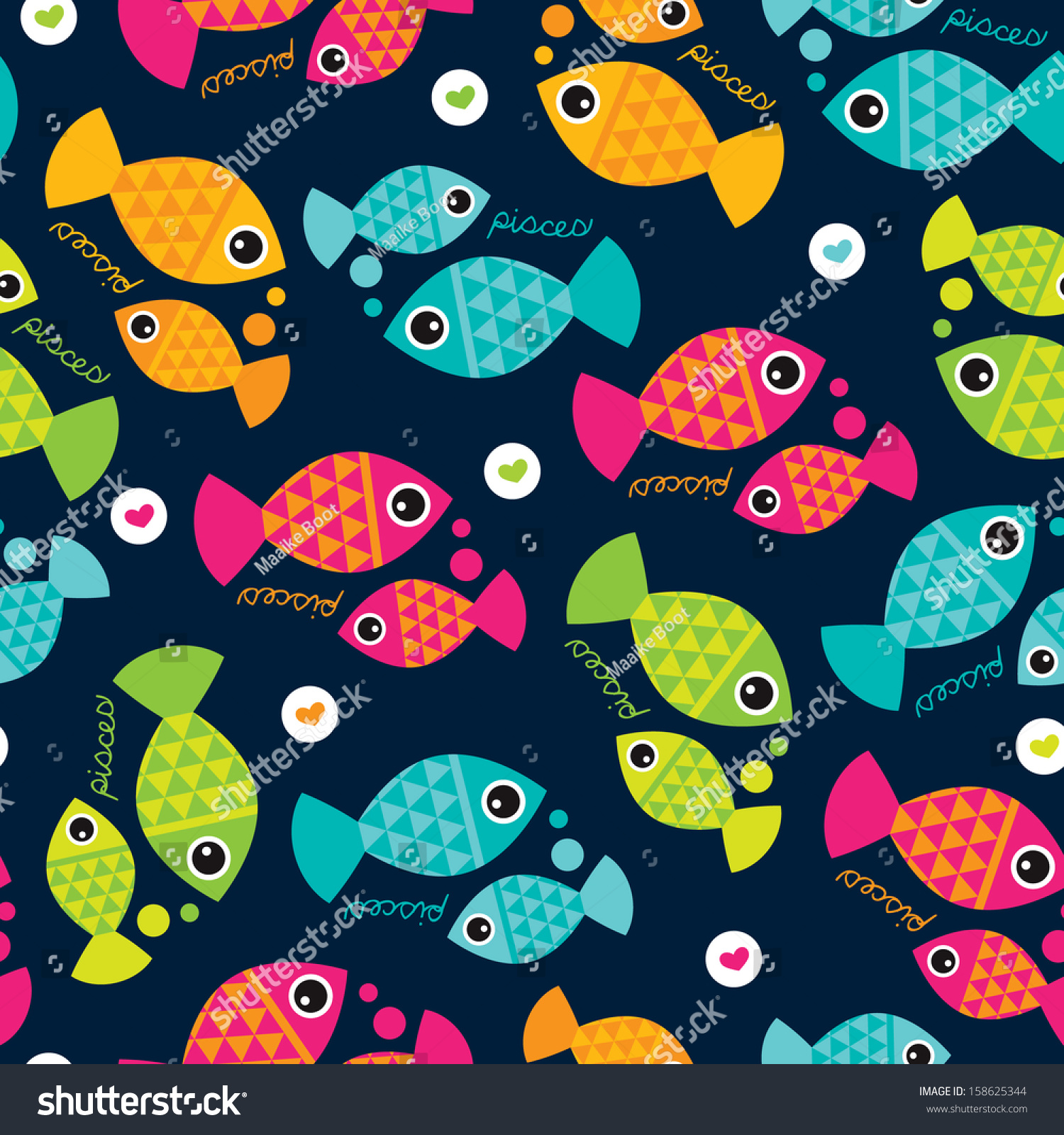 Image Gallery Of Cute Pisces Wallpaper