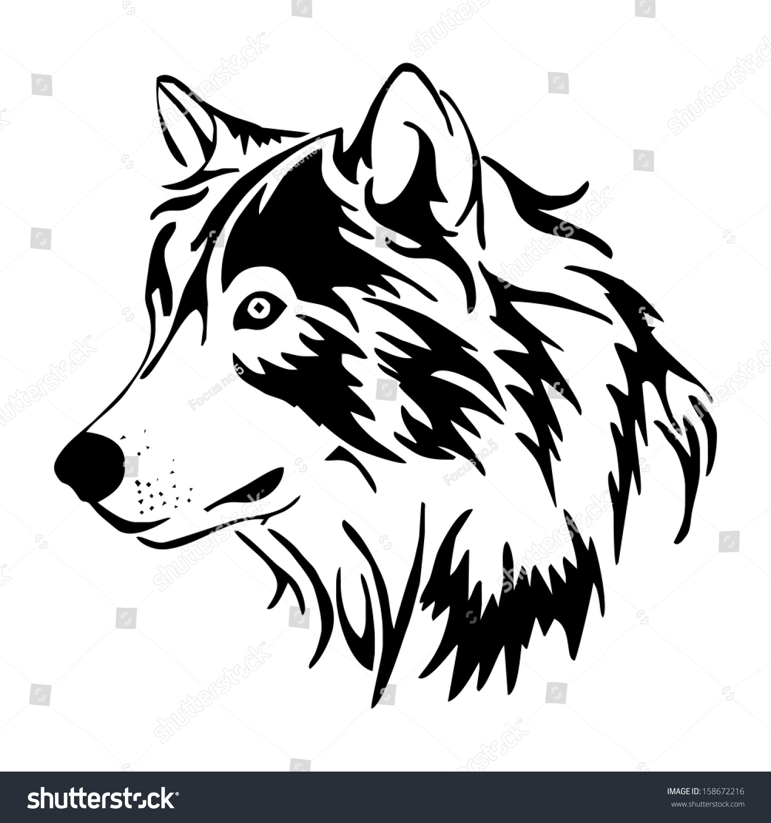 Wolf Stock Images, Royalty-Free Images & Vectors ...