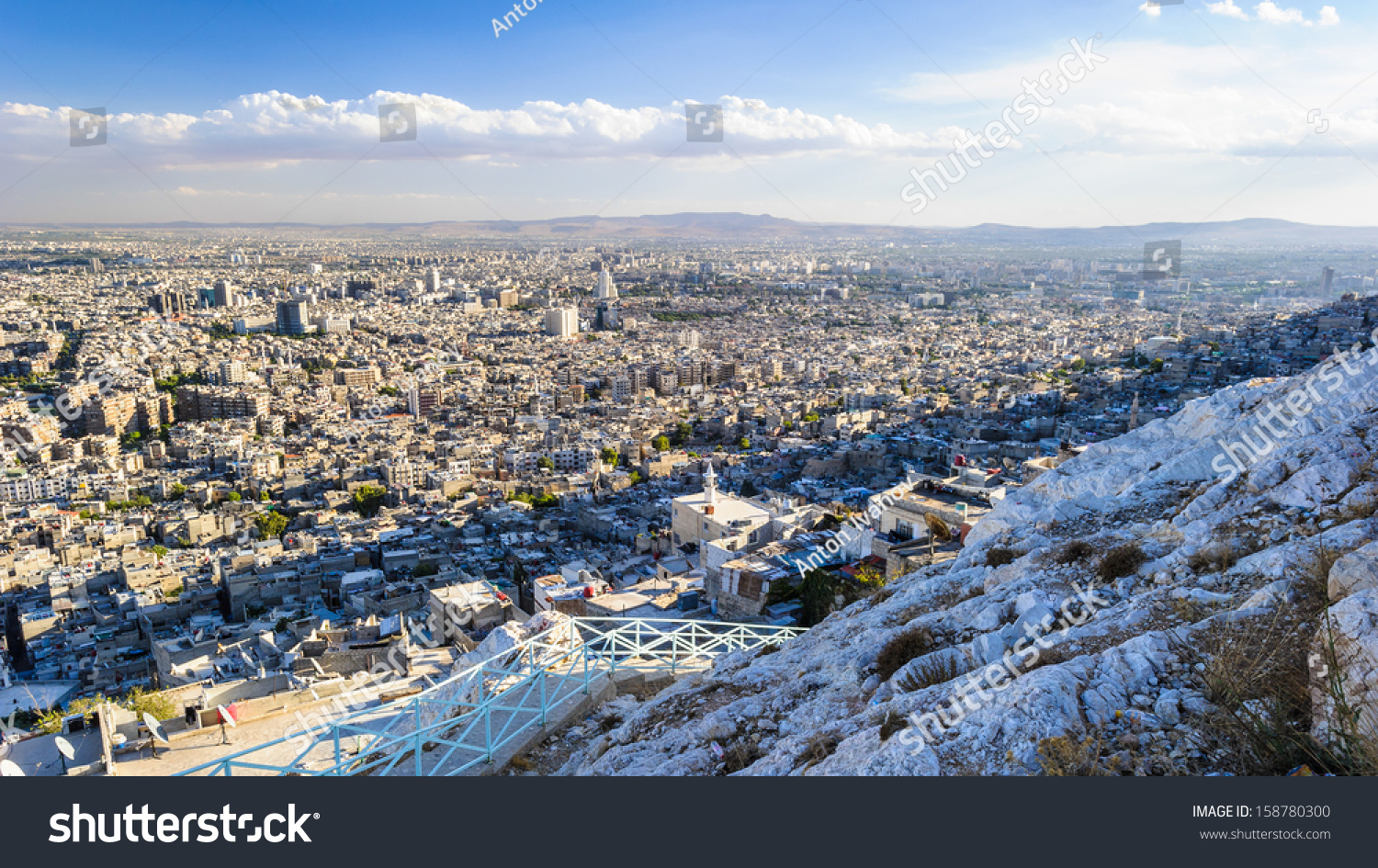 Damascus (City Of Jasmine), The Capital And The Second ...