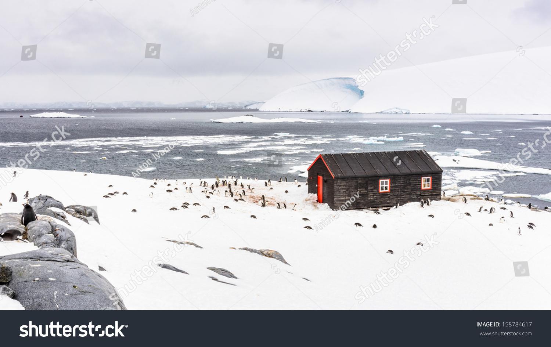 British Island Territory In North Atlantic