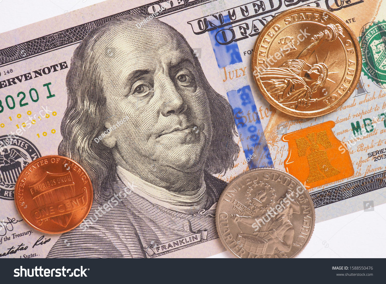 Us Dollar 100 Note Image