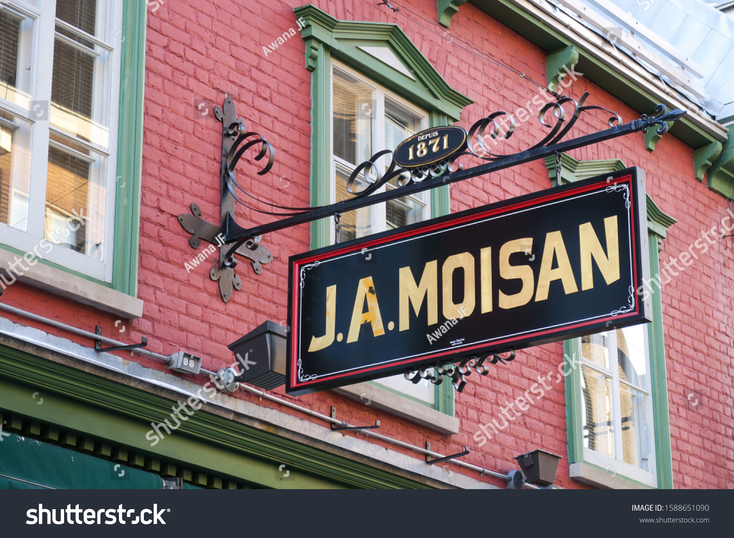 stock-photo-signboard-of-j-a-moisan-groc