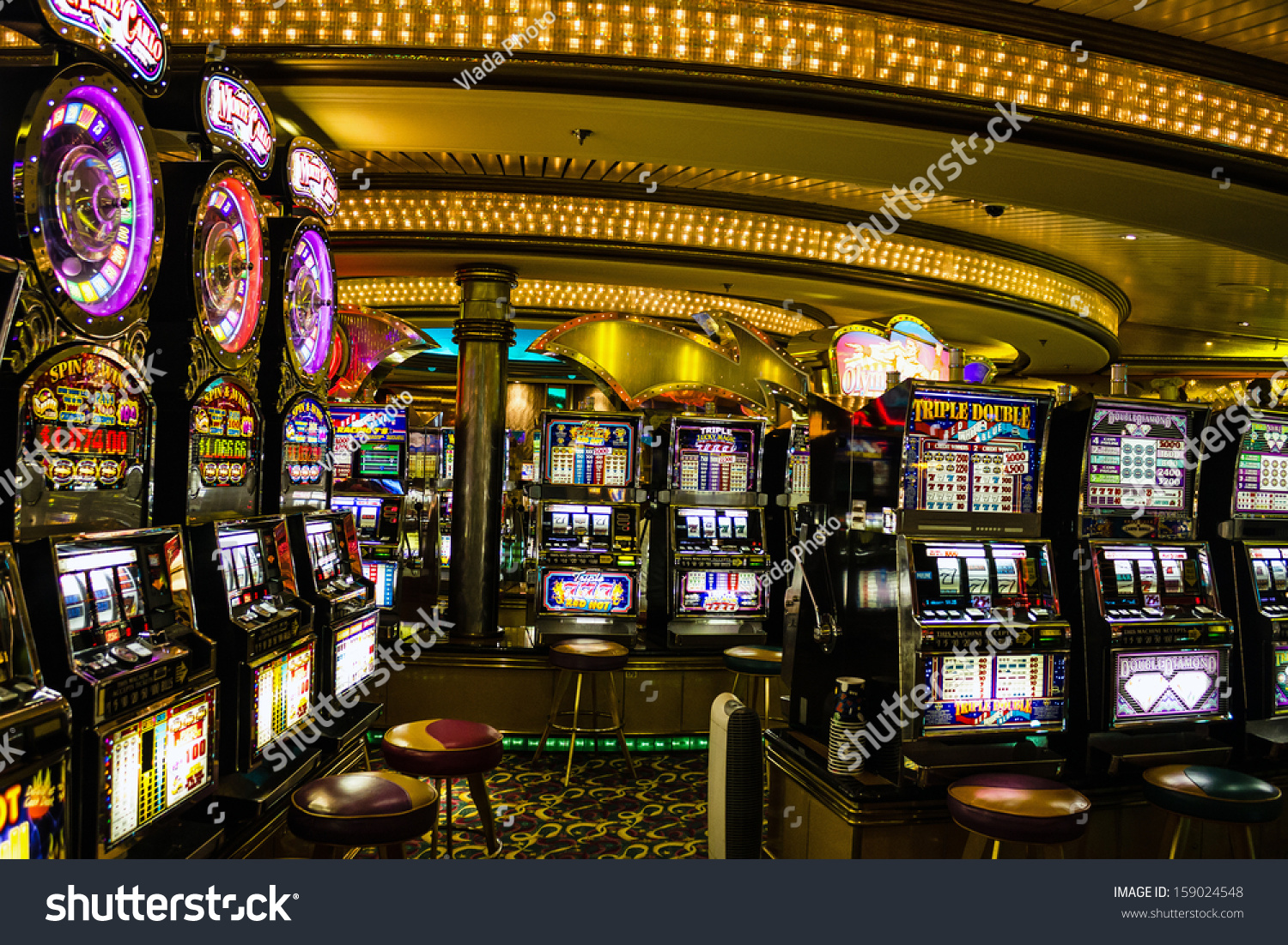 video gambling slot machines