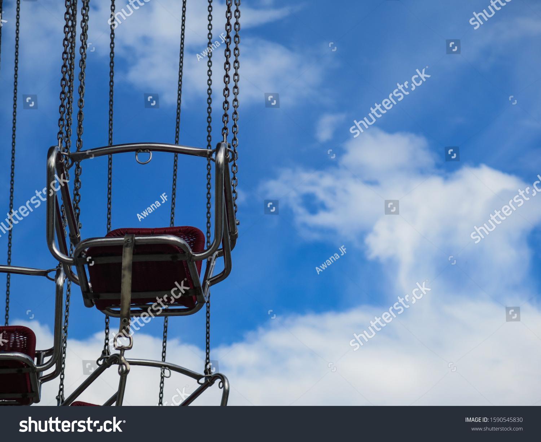 stock-photo-close-up-of-a-carousel-hangi