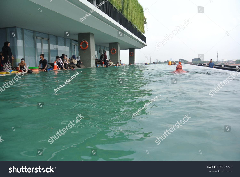 Jakarta Indonesia December 15 2019 Infinity Stock Photo Edit Now 1590756220