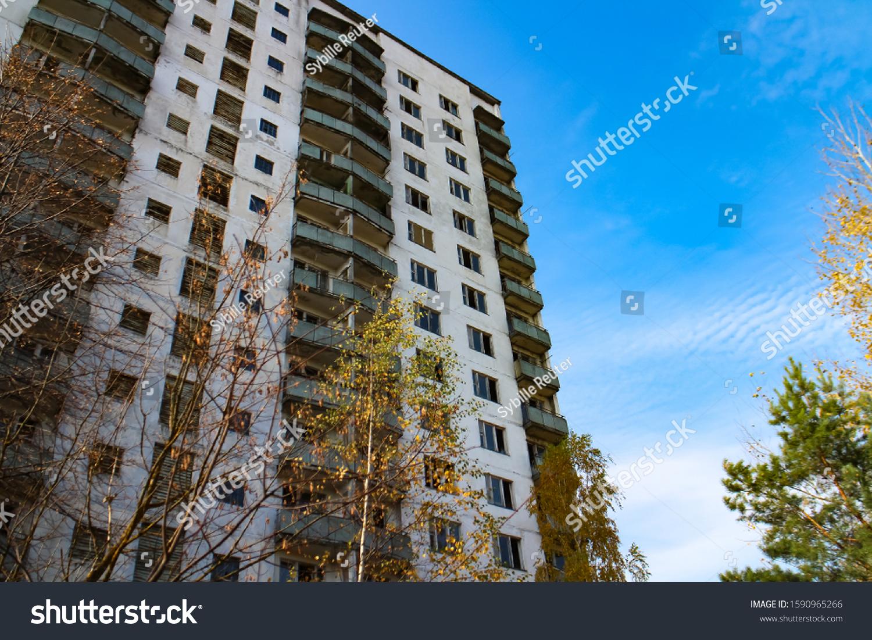 stock-photo-abandoned-soviet-style-high-