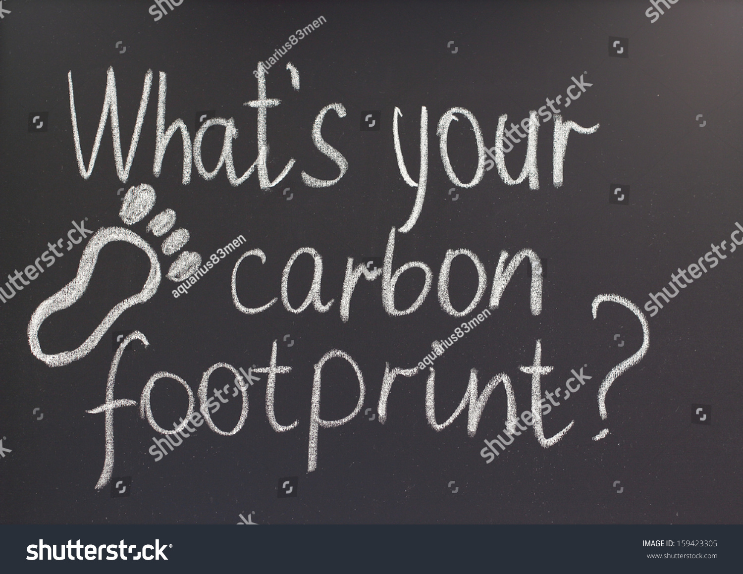 how to find out your carbon footprint