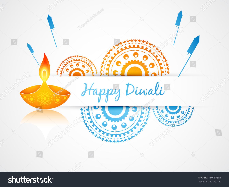 Vector diwali greeting design art stock vector royalty free vector diwali greeting design art m4hsunfo