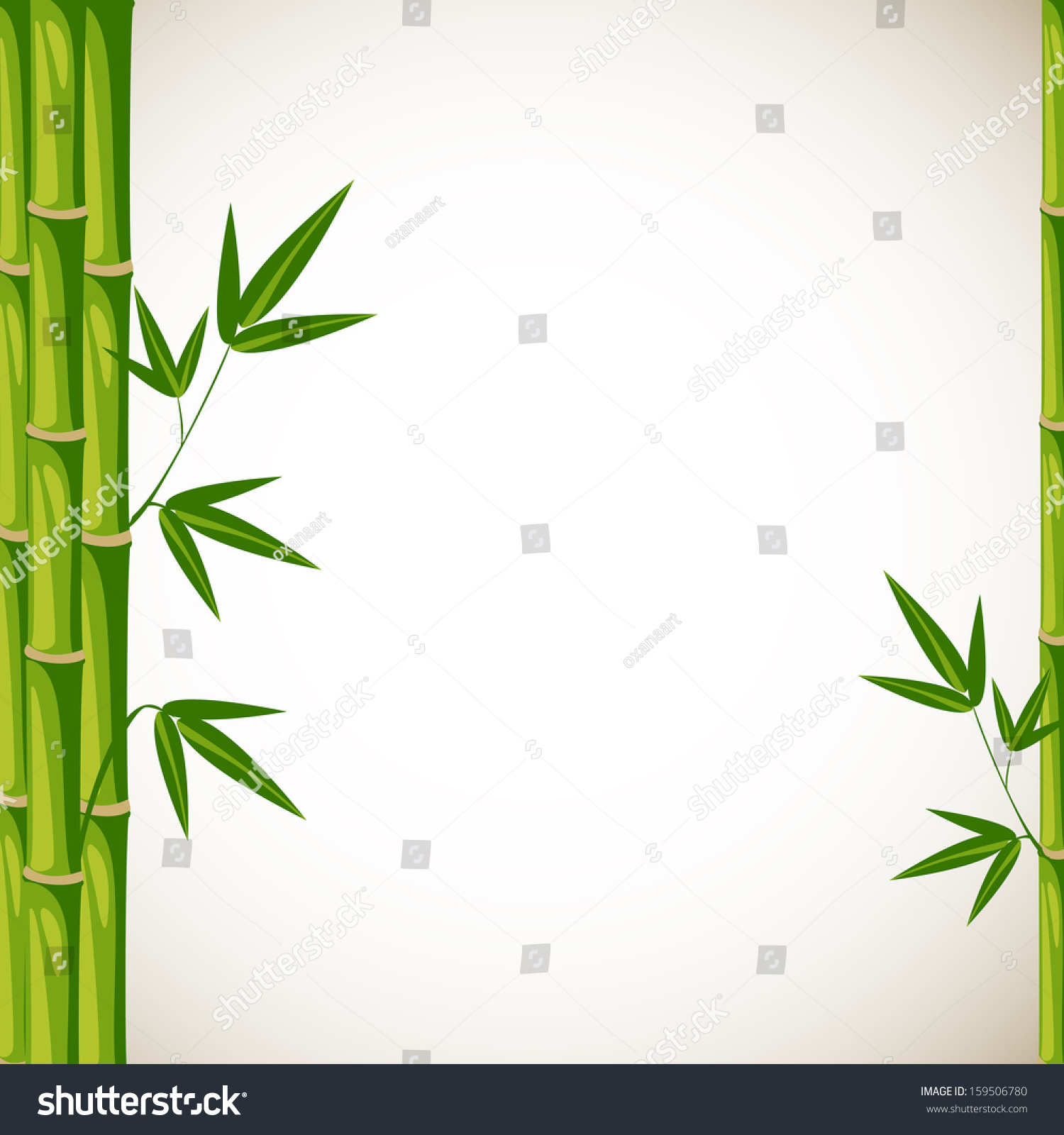 bamboo template background stock illustration 159506780 shutterstock