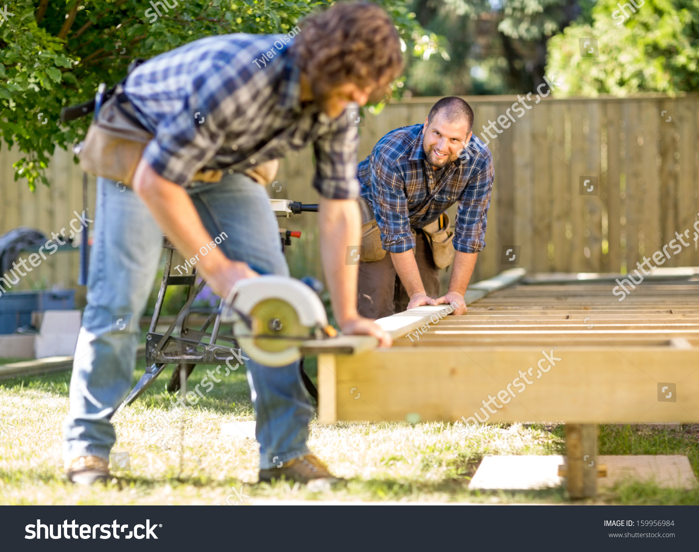 adult carpenter