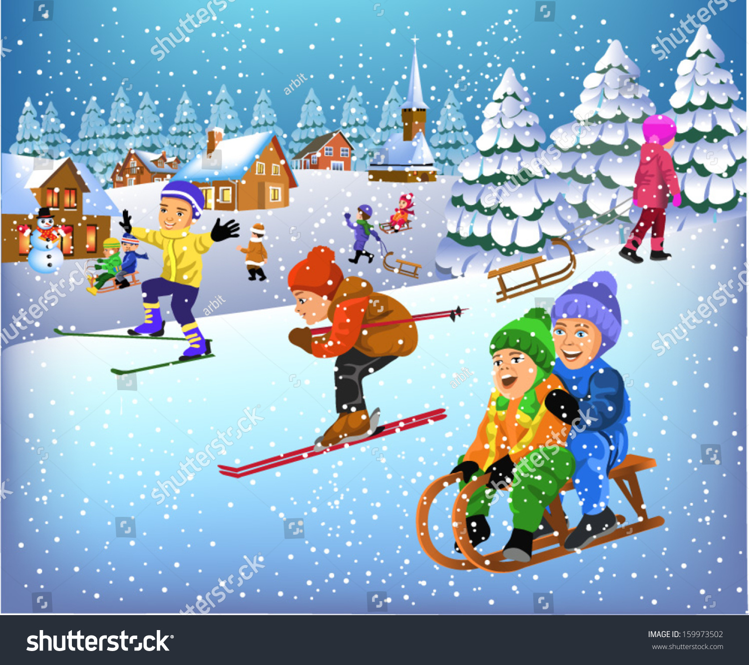 the joys of winter essay There are six seasons in-a year winter is one of them it is felt in india from the  month of november till the end of february it covers the two.