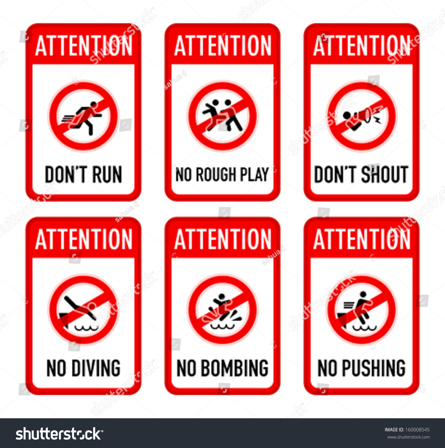 Set Typical Pool Warning Prohibited Signs Stock Vector. Caffe Signs Of Stroke. Watercolor Signs Of Stroke. Cafe Lettering. 2 Year Old Signs. Custom Made Posters Online. Atrophic Signs. Naruto Murals. Greek God Signs