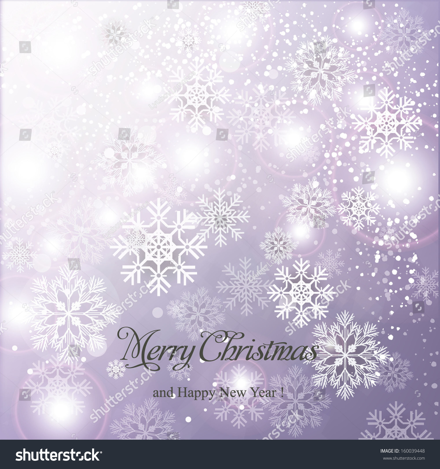 merry christmas and happy new year card ez canvas