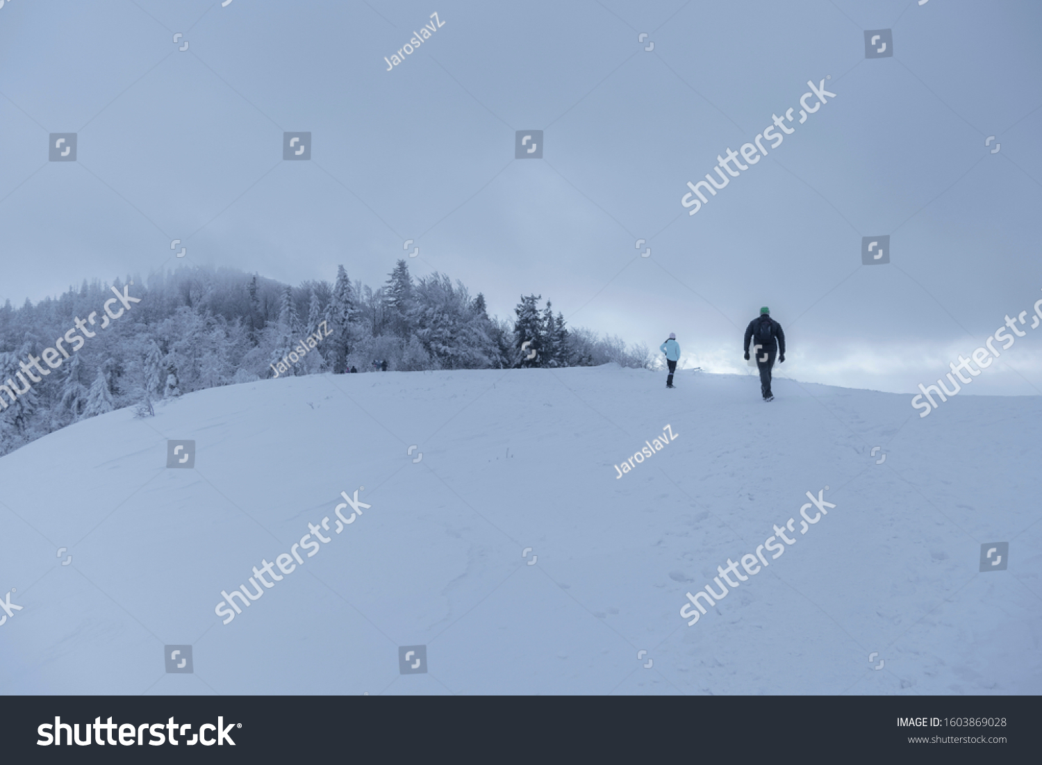 stock-photo-couple-man-woman-hikers-in-s