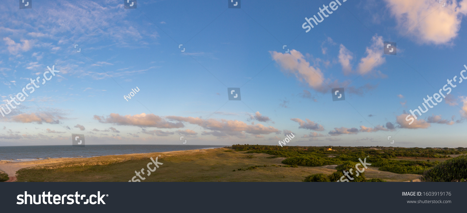 stock-photo-seaside-with-sand-dunes-and-