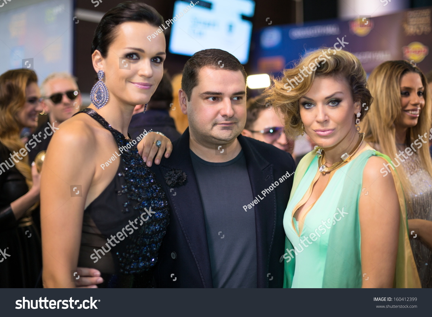 Singer Slava at the People Fashion Awards made a scandal 06/22/2011 99