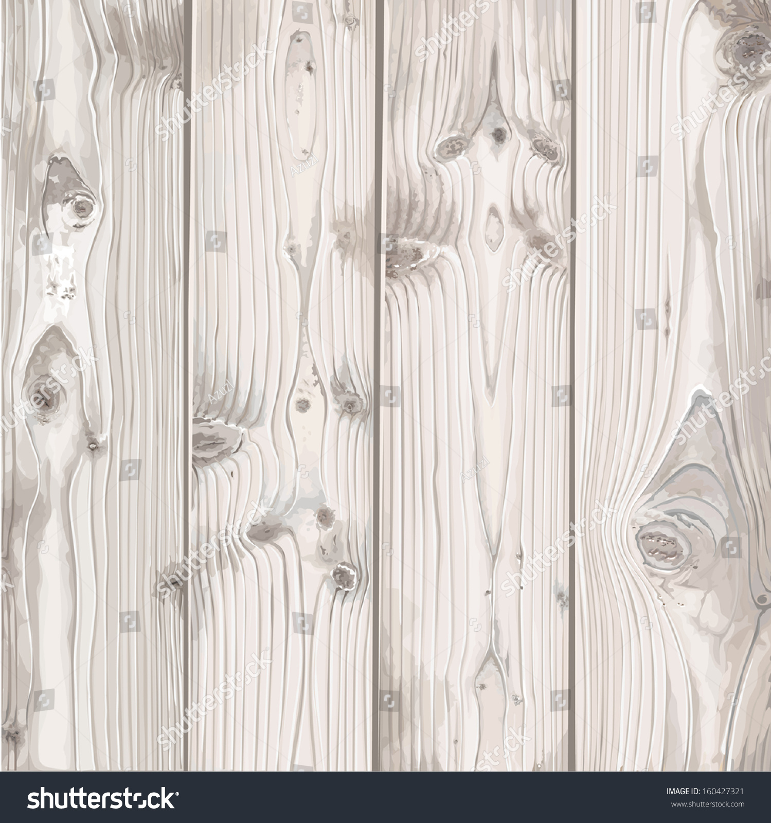 Hand Painted Texture Of Painted With White Paint Wood