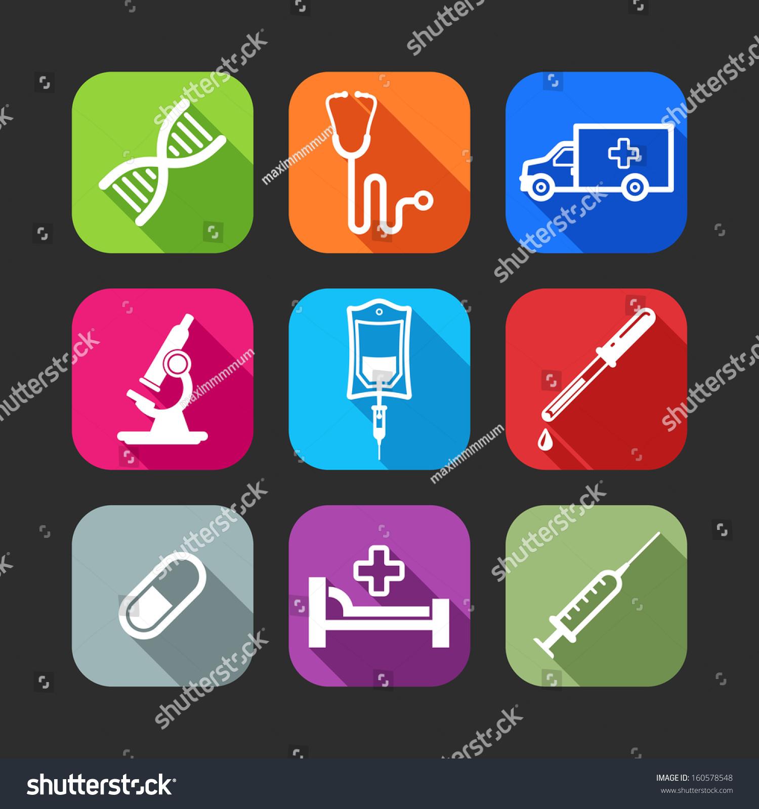 Medical Items Royalty Free Stock Photos - Image: 20799088