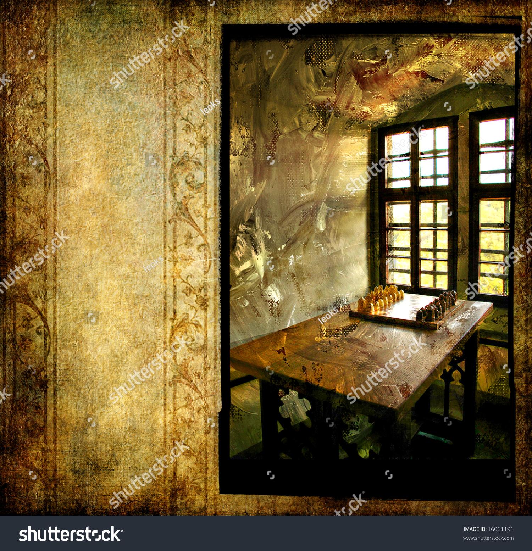 medieval castle interior design ~ instainteriordesign