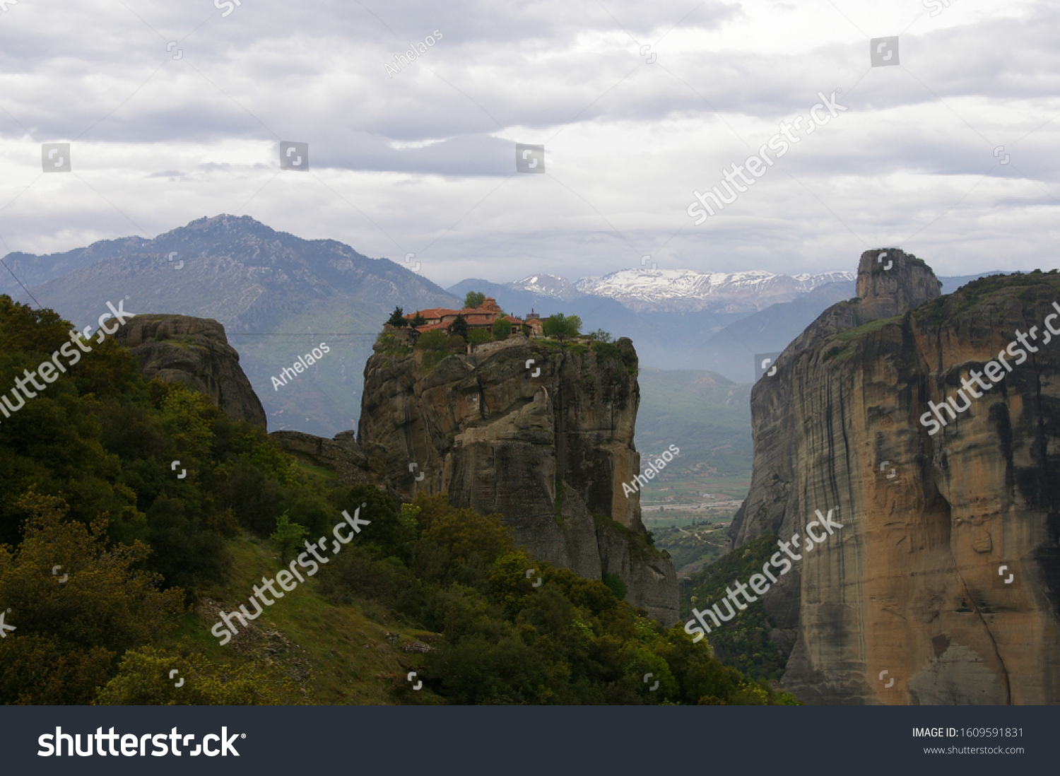 stock-photo-spring-is-coming-at-meteora-