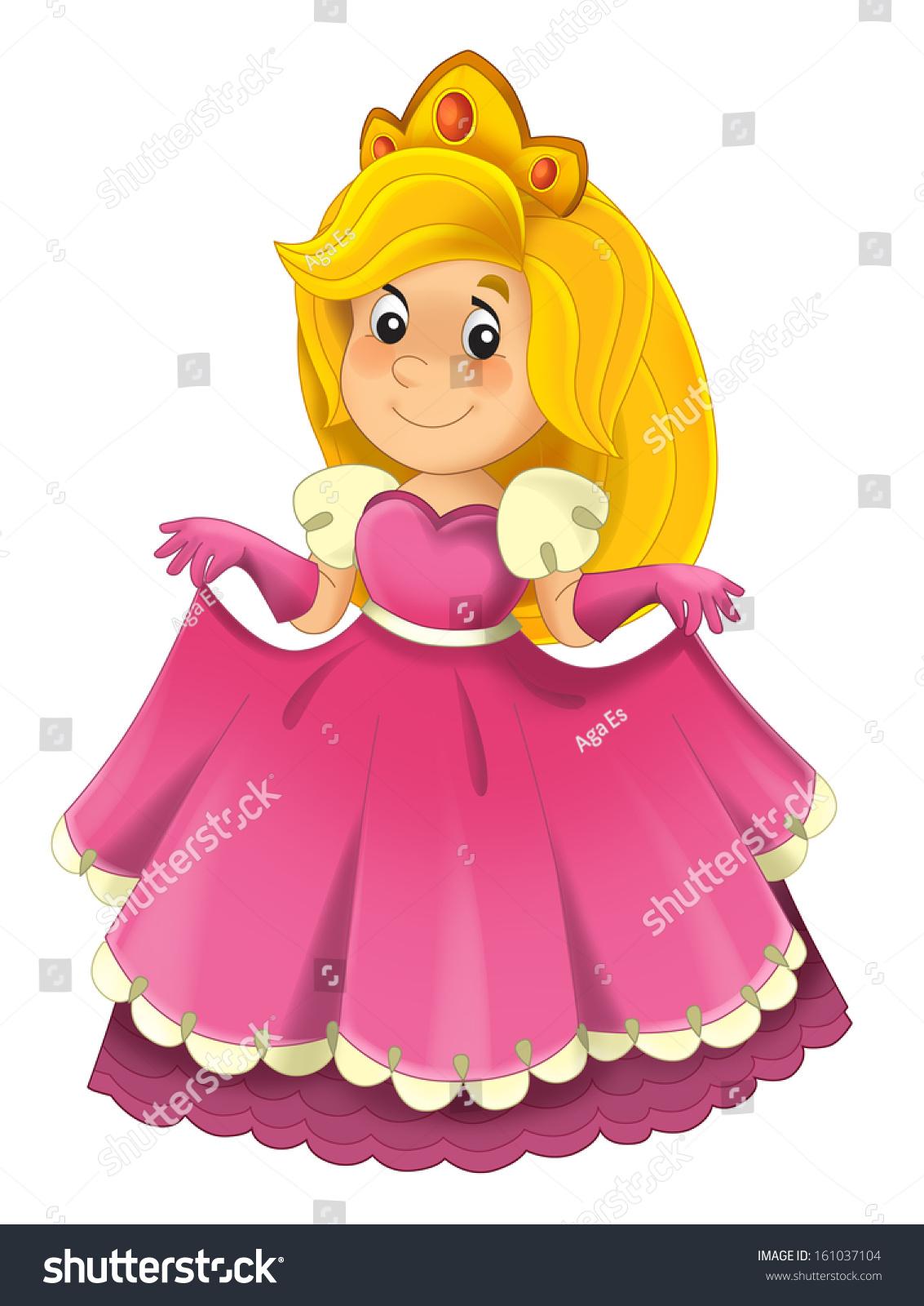 Cartoon princess illustration children stock illustration - Images princesse ...