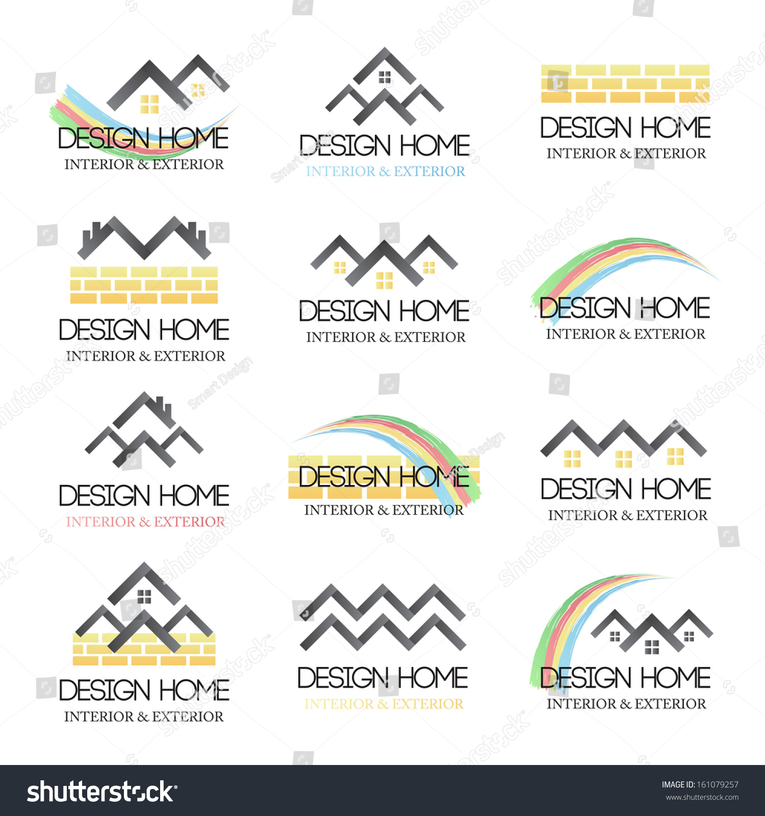 home design brand terrace house design example in malaysia home design icons set isolated on stock vector 161079257 home design icons set isolated on white