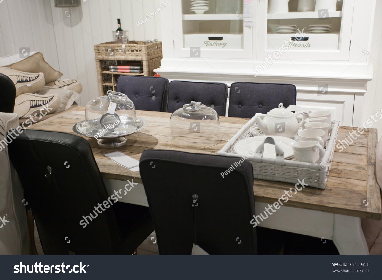 Home Interior Dutch Design Living Room Stock Photo Edit Now