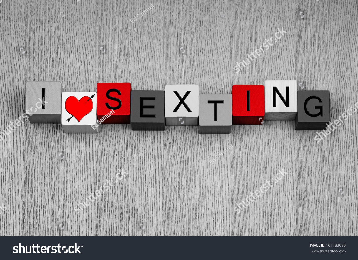 Love Sexting Sign Icon Explicit Text Stock Photo Edit Now