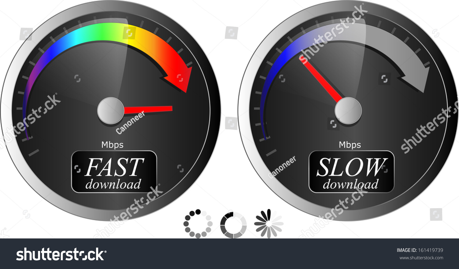 My download speed is now very slow yet I still have a fast upload speed. Can you help me?