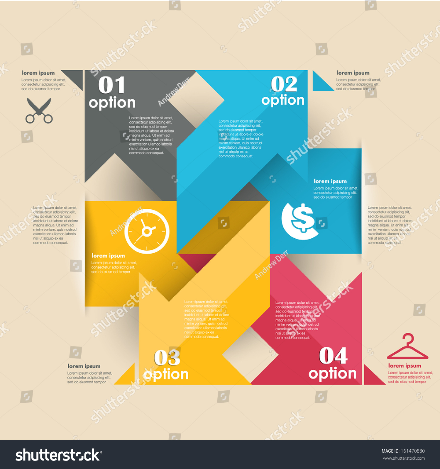 conceptual vector design template infographics element 161470880 shutterstock. Black Bedroom Furniture Sets. Home Design Ideas
