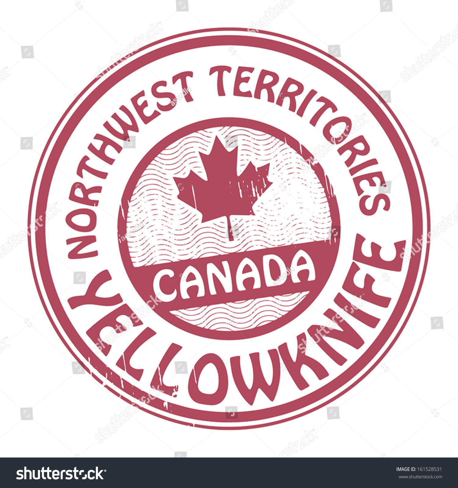 Stamp name canada northwest territories yellowknife stock vector stamp with name of canada northwest territories and yellowknife vector illustration biocorpaavc Image collections
