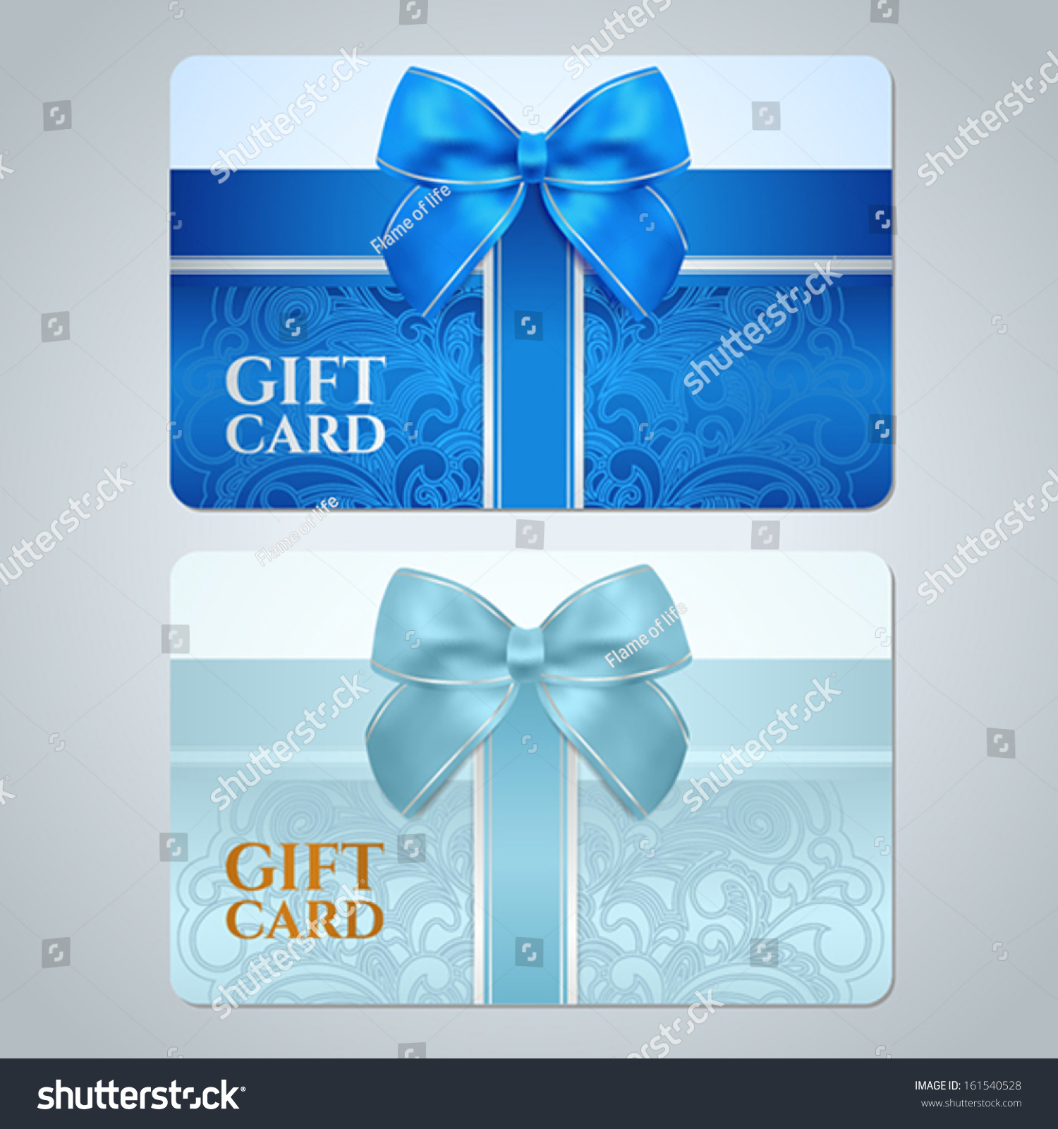 blue turquoise t card discount card stock vector