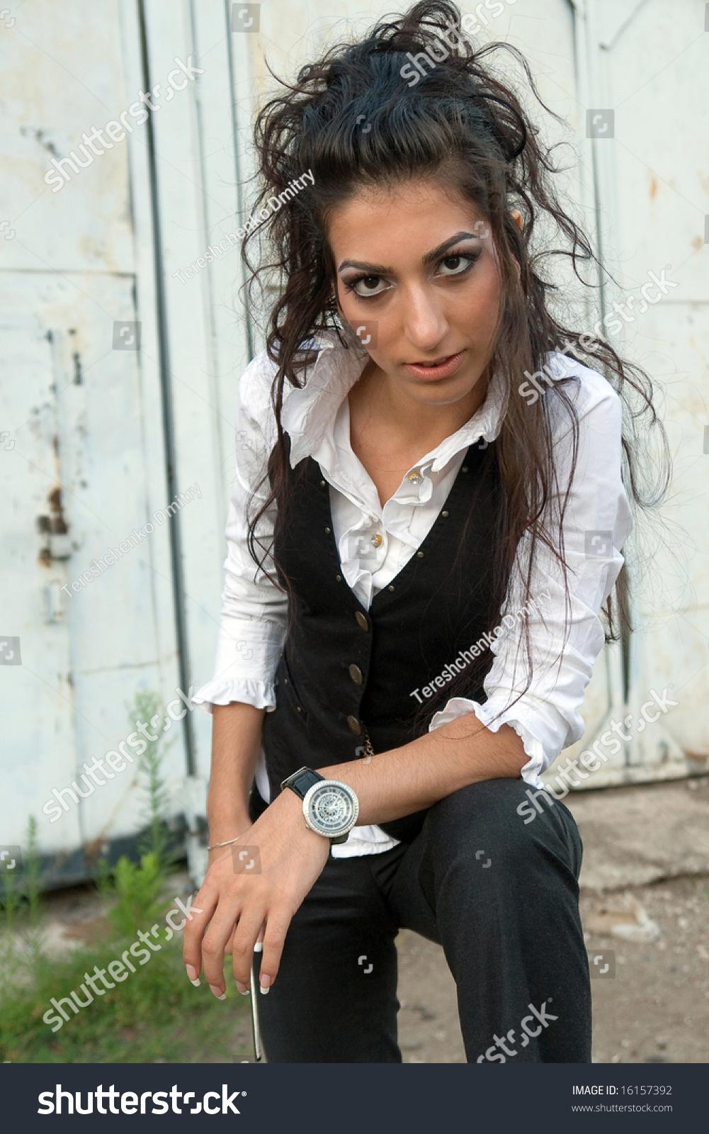 armenian cute girls on streets