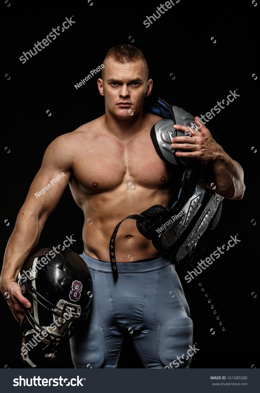 Naked American Football Players 51