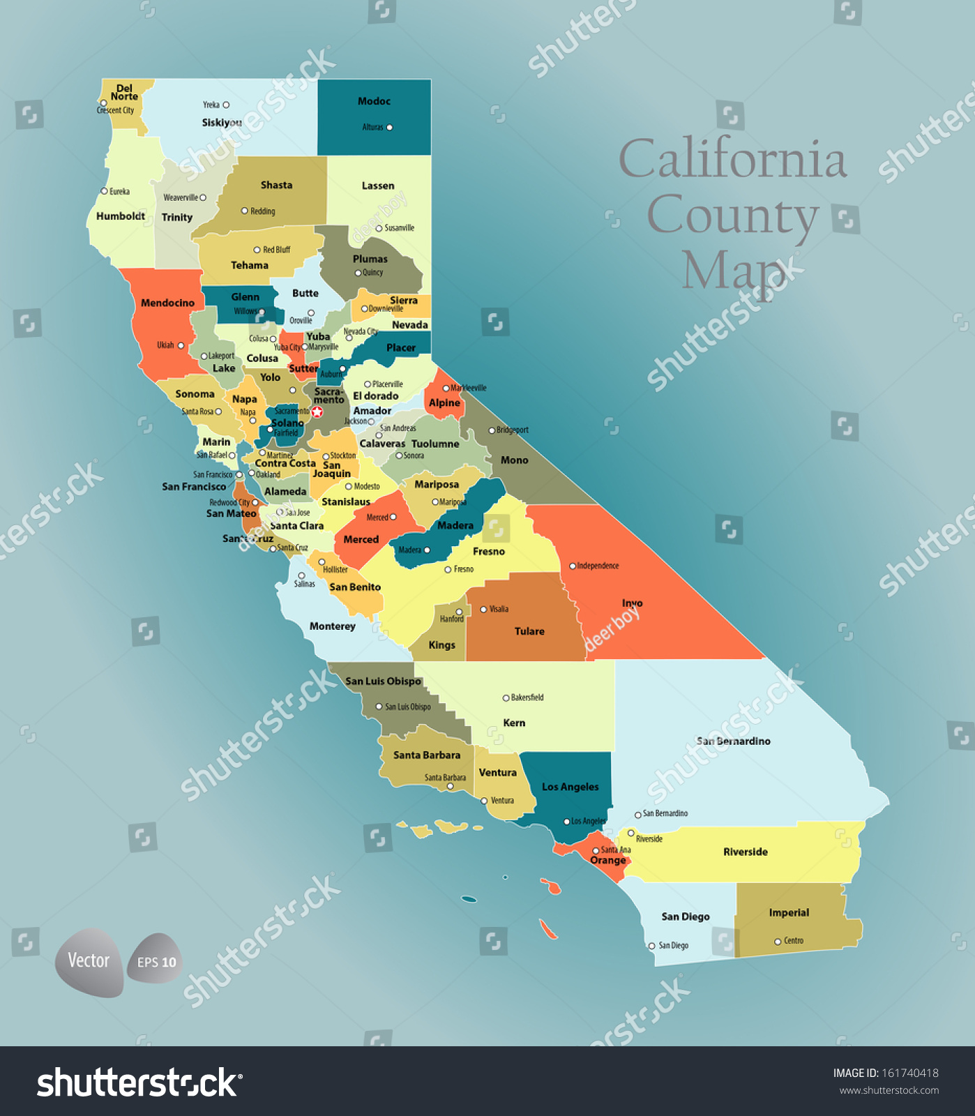stock-vector-california-county-map-vector-illustration-161740418 United States America Map Capitals on united states map wall decal, united states and capitals map, united states classroom map, united states heart shape, united states map color, united states poster, united states history presidents, united states and their capitals, united states and its capitals, united states map 1871, map of america states and capitals, map of the united states capitals, united states growth map, united states map with capitals, united states 1791 map, united states city map usa, united states 50 states map with names, united states and caribbean map,