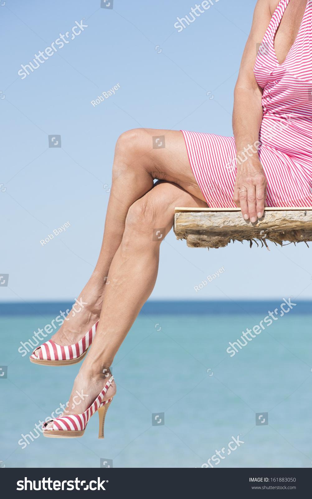 mature leg