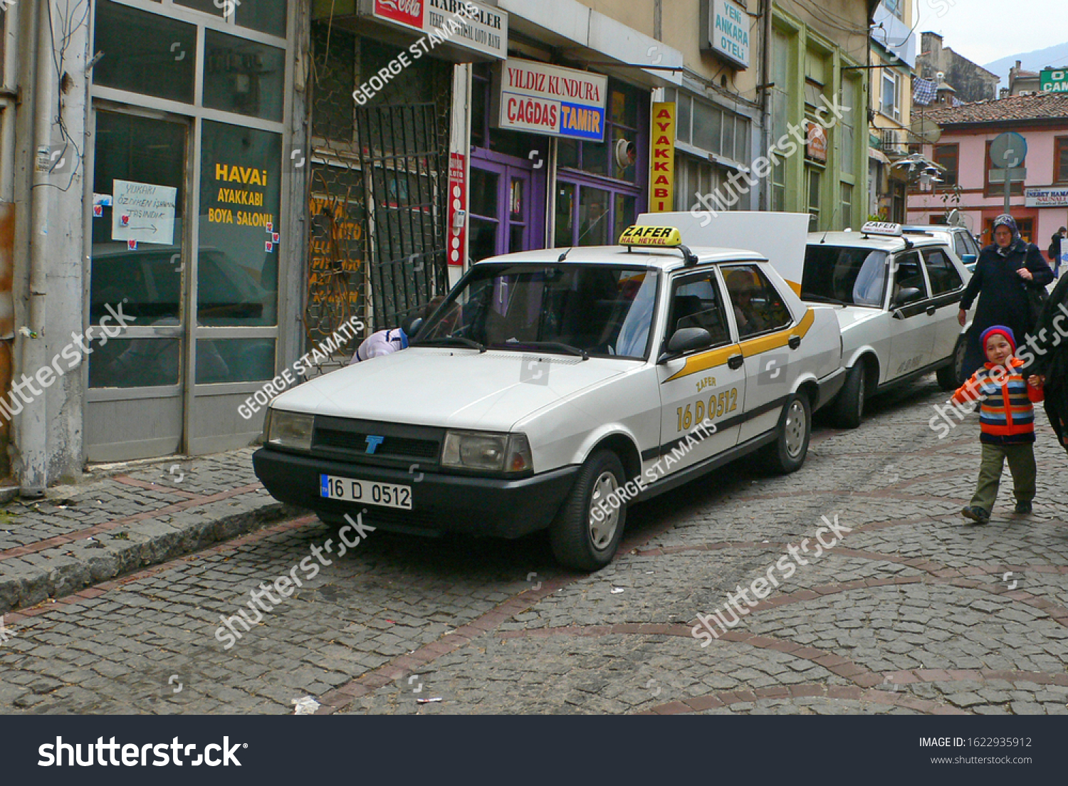 Turkish Taxi Images Stock Photos Vectors Shutterstock