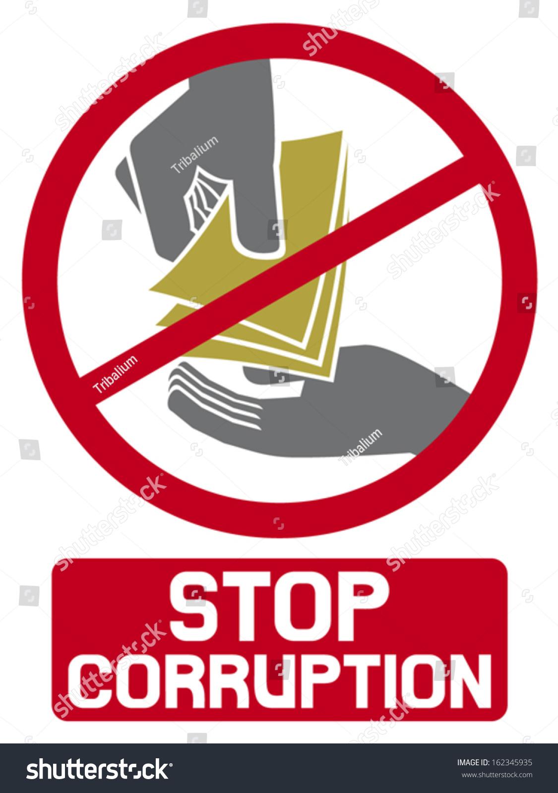 Stop police corruption