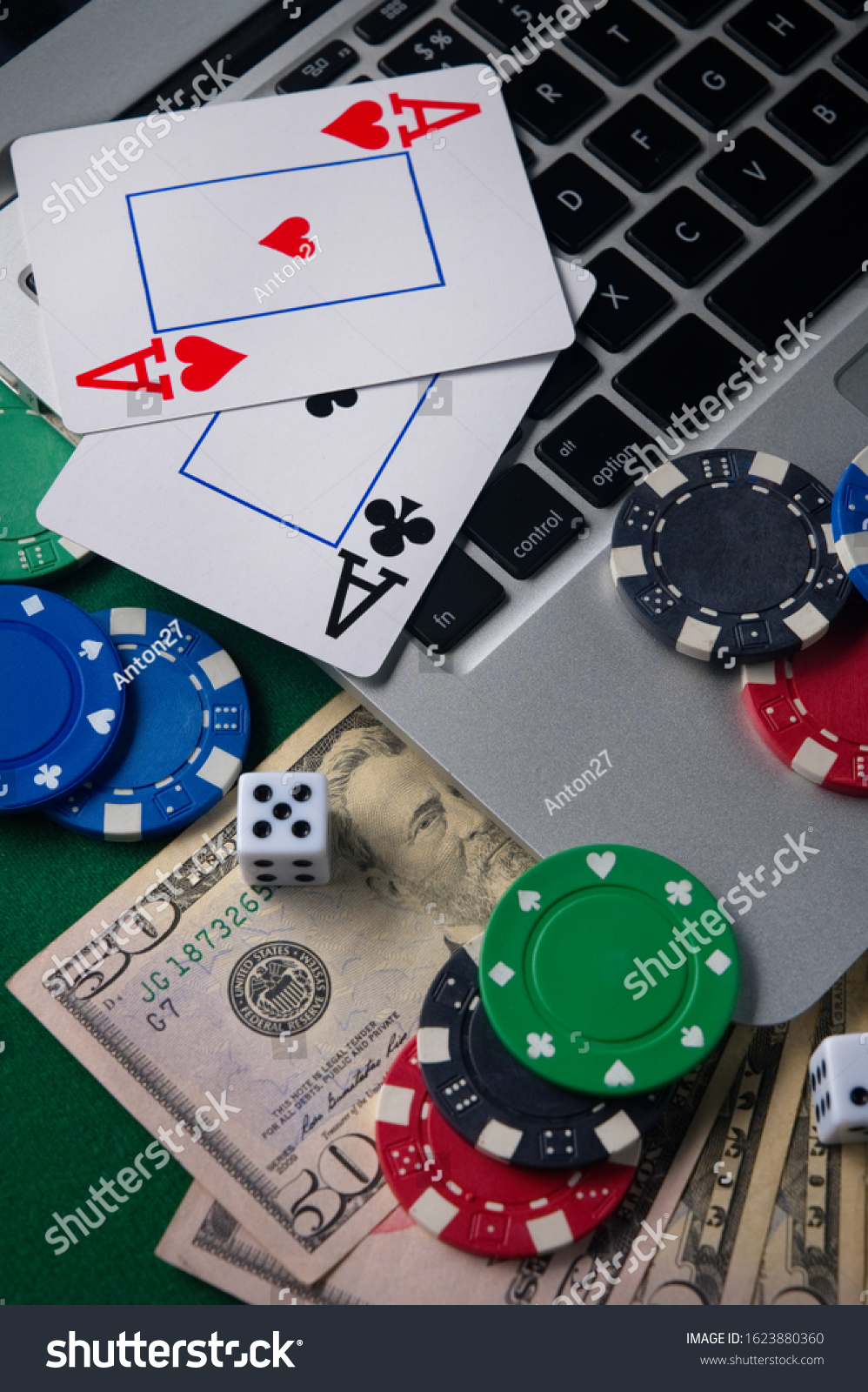 business services gambling