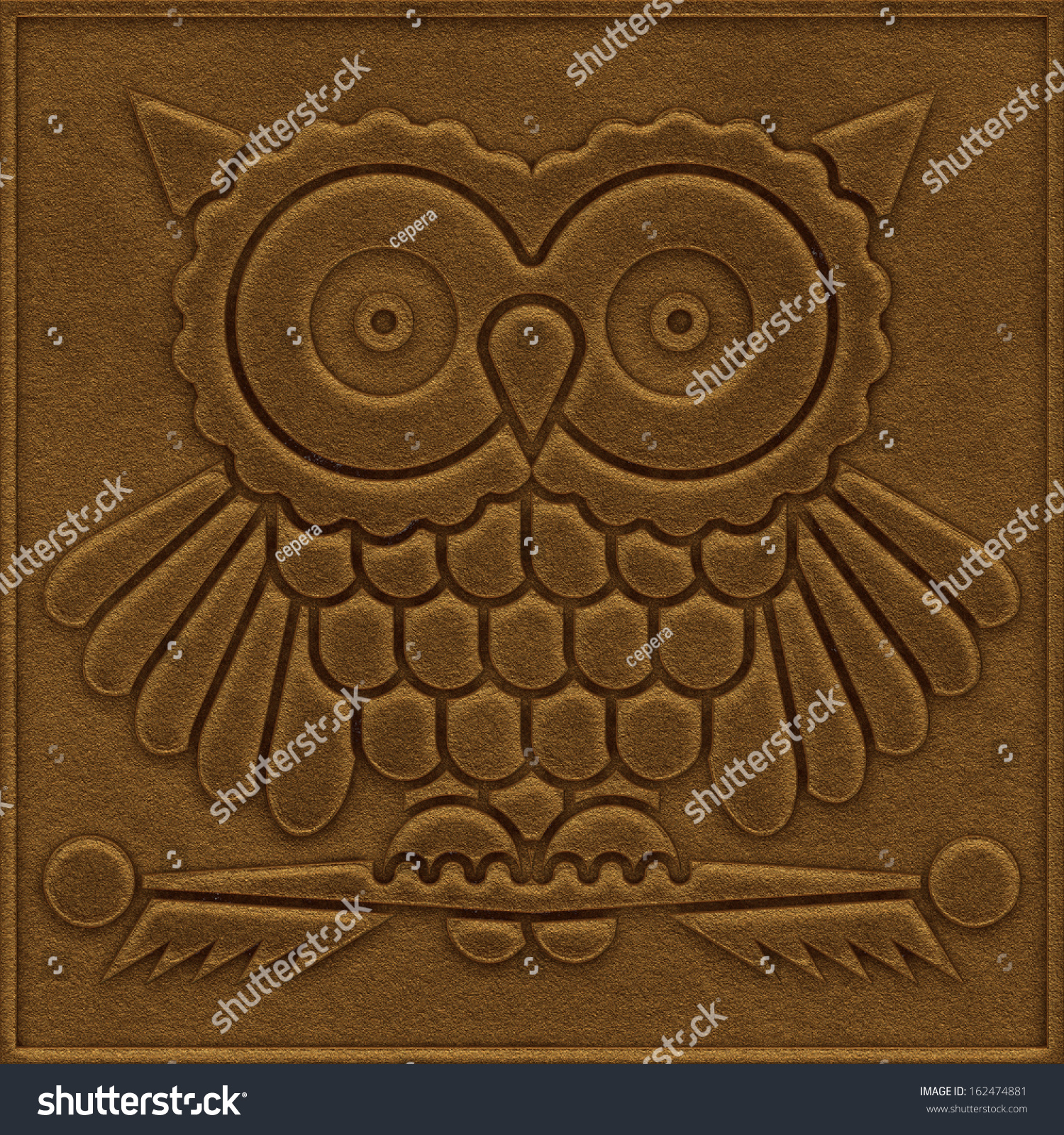 Hand crafted owl on driftwood wood carving by donna maries art