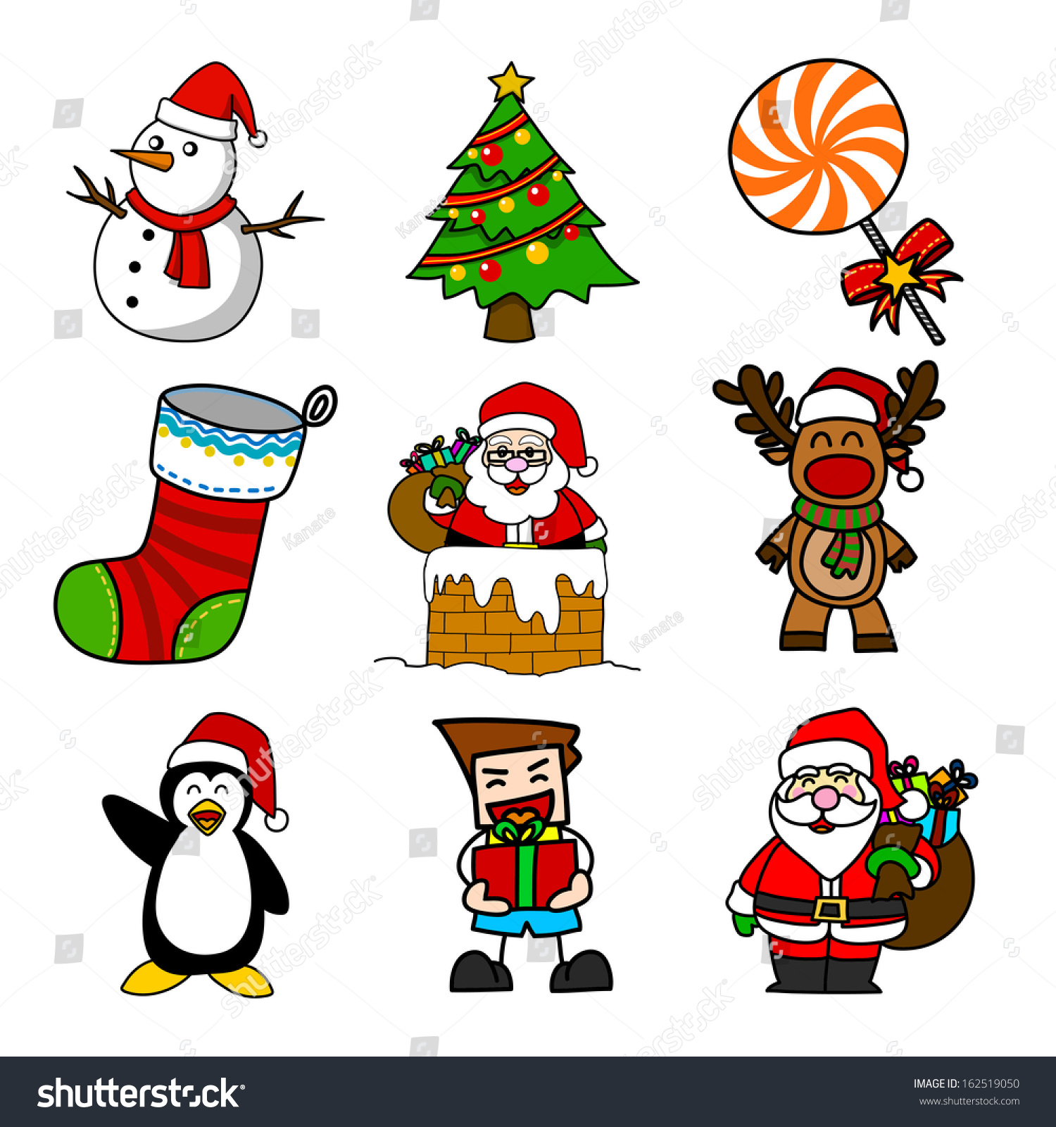 christmas cartoon vector illustration eps10 stock vector elf hat clip art transparent elf hat clip art in black and white
