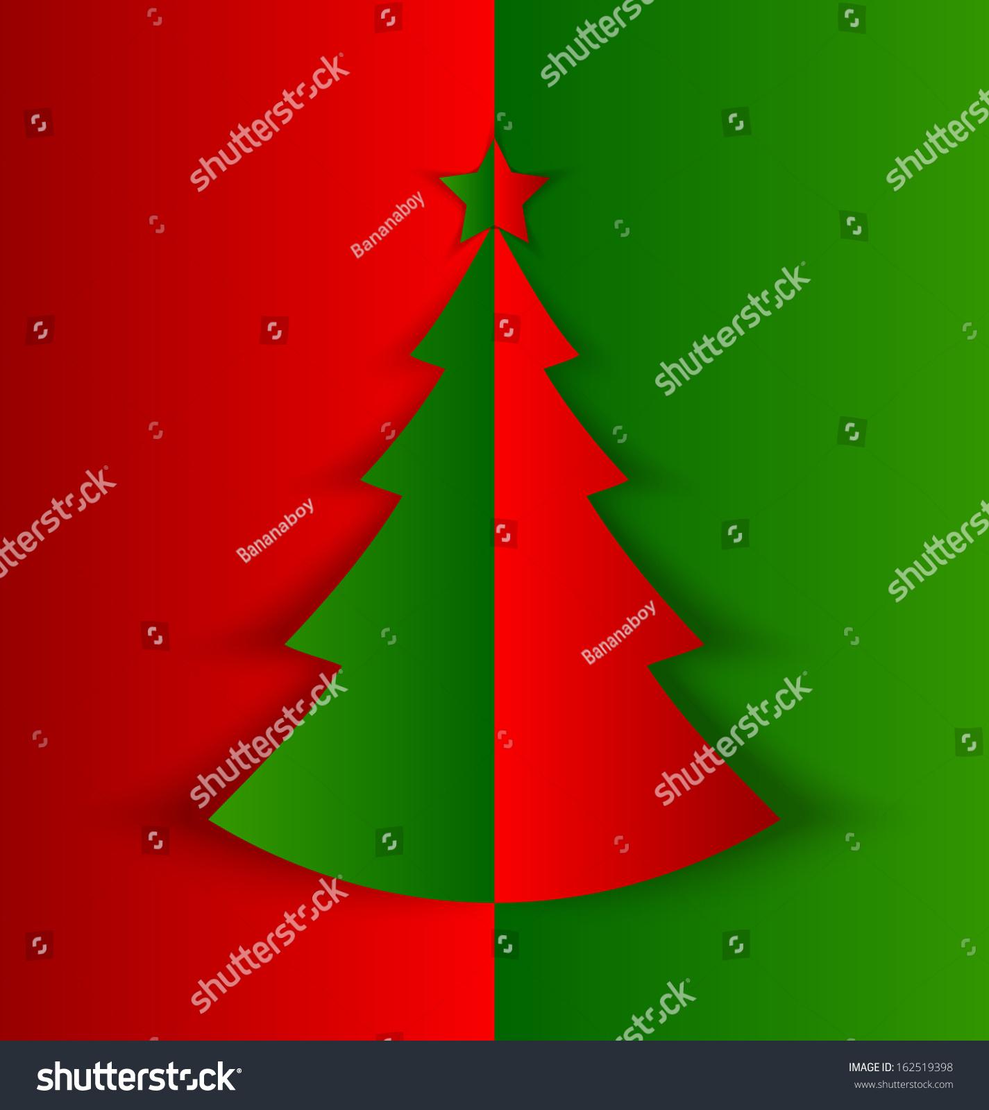 Fold Christmas Tree
